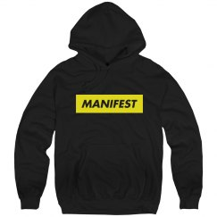 Manifest Hoody-Yellow