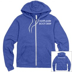 np boot camp hoodie