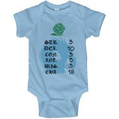 Baby D&D Stats