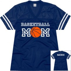 Basketball Mom Jerseylook
