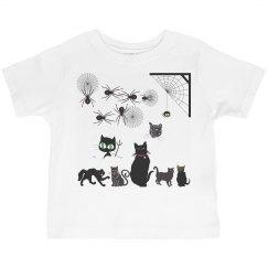 Scary Cats & Black Widows