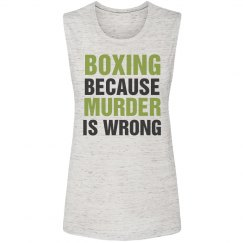 Funny Boxing Excercise Fitness