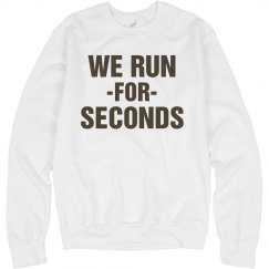 We Run for Seconds