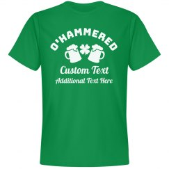 O'Hammered St Patrick Custom Group