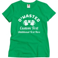 O'Wasted St Patricks Custom Group