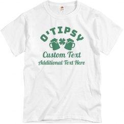 O'Tipsy St Patricks Custom Group