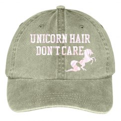 Unicorn Hair Hat