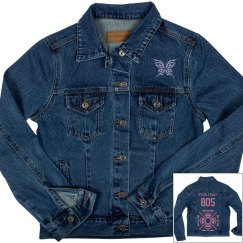 MGF Tribal Denim Jacket