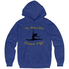 The Renee Arts Project Competition Team Hoodie