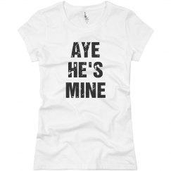 He's Mine!