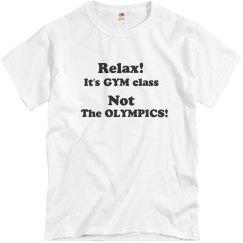 Gym Class Relax grey