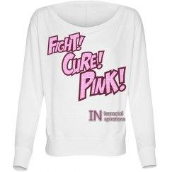 Cure Pink Longsleeve