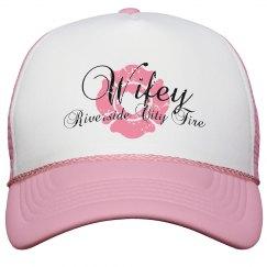 Fire Wifey Trucker Hat