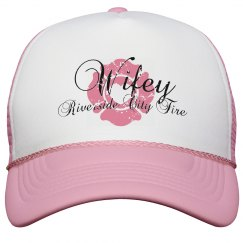 Fire Wifey Trucker Hat