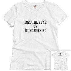 2020 Nothing