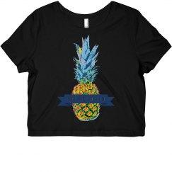Tropical Bridesmaid