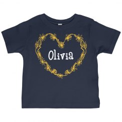 Olivia Daisy Heart