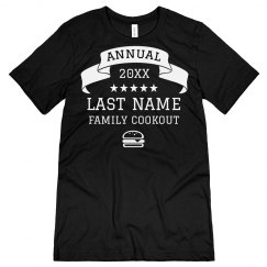 Annual Custom Family Cookout