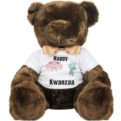 Kwanzaa Bear