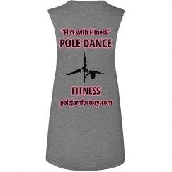 muscle PJF tshirt