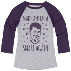 Purple Make America Smart Again