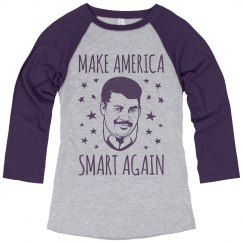 Purple Make America Smart Again