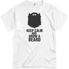 Keep Calm Grow a Beard