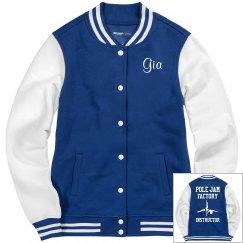 PJF instructor jacket