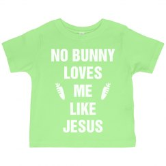 Cute Easter Sunday Kids Tee