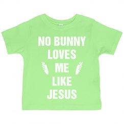 Cute Easter Sunday Kids Tee