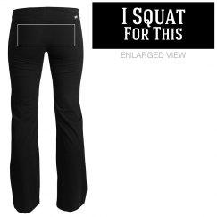 I squat