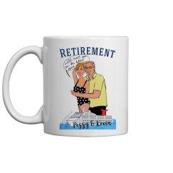 Peggy mug