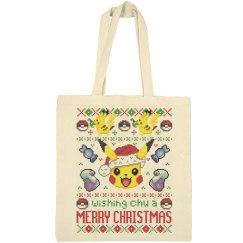 Electric Christmas Bag