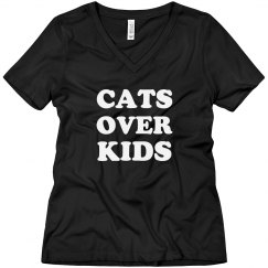 Always Choose Cats Over Kids