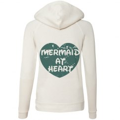 Mermaid Crop Heart