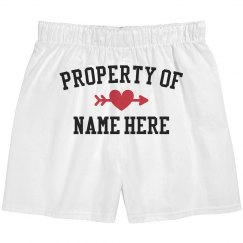Custom Property Of Gift For Your Guy