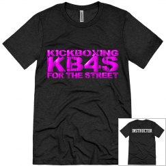 KB4S Instructor Shirt