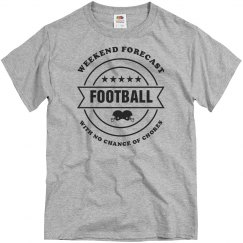 Weekend Forecast of Football