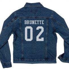 Brunette Matching Best Friends Jacket
