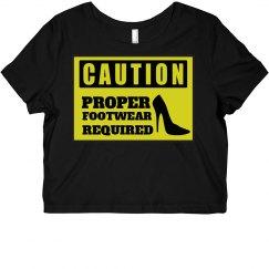Proper Footwear