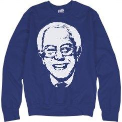 Big Bernie Sanders Face