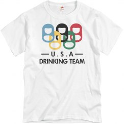 Beer Tab Parody of the Rings: USA Drinking Team