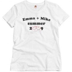 Emma + Mike