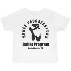 Toddler Ballet Program