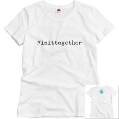 In it together tee