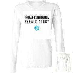 Inhale Exhale Tee