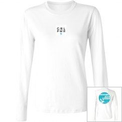 Grl Power subtle long sleeve