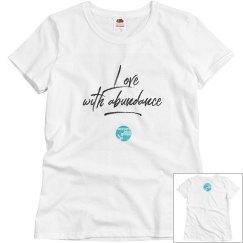 Love with abundance