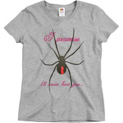I Promise Black Widow