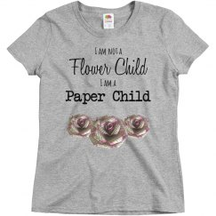 Paper Child tshirt